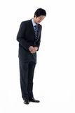 Man in Business II Stock Photography