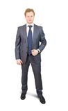 Man in business outfit Royalty Free Stock Images