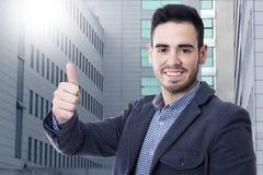 Attitude positive Stock Photography