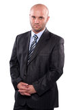 Man in business suit Stock Photography