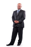 Man in business suit Stock Photo