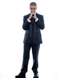 Man Businessman Portrait Cheerful smile Stock Photos
