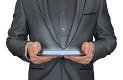Man, Businessman, Tablet Computer Royalty Free Stock Image