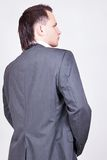 Man button up Stock Photo