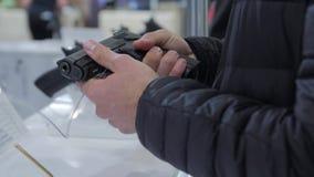 A Man Buys A Gun