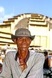 Man- Cambodia. Cyclo driver in Phnom Penh- Cambodia Royalty Free Stock Photo