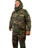 Man in Camouflage Royalty Free Stock Photo