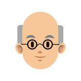 Man cartoon icon Stock Photo