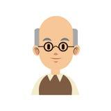 Man cartoon icon Royalty Free Stock Photo