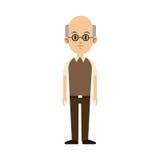Man cartoon icon Royalty Free Stock Image