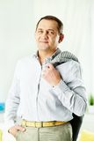 Man in casual Royalty Free Stock Photo