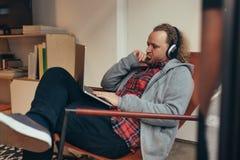 Programmer working on a new software development stock photos