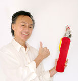 fire safety  Stock Photography