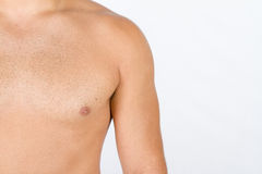 Man chest Stock Photography