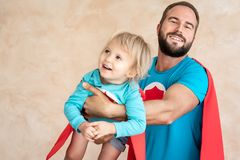 Father`s Day International Holiday Concept stock photos