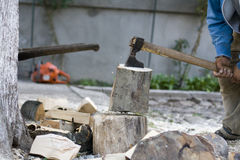 Woodworker  Royalty Free Stock Photo