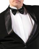 Man in classical Tuxedo Stock Photos