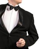 Man in classical Tuxedo Stock Photo