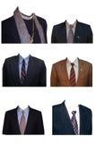 Man coats Stock Image