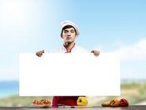 Man cook Stock Photo