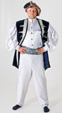 Man in a costume Royalty Free Stock Photography