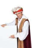 Man in costume Stock Photo