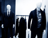 Man costumes Royalty Free Stock Photography