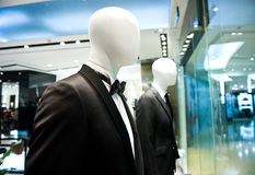 Man costumes Stock Image