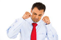 Man crying Royalty Free Stock Photography