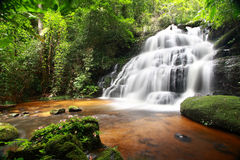 Man Daeng Waterfall Royalty Free Stock Photos