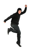 Man dancing Stock Photos