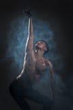 Man dancing ballet Royalty Free Stock Images