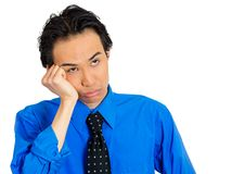 Man daydreaming Stock Images