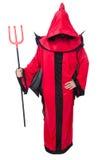 Man devil Royalty Free Stock Photo