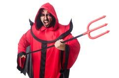 Man devil Stock Photos