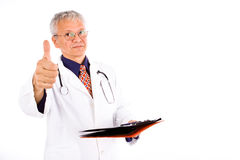 Man doctor Royalty Free Stock Photo