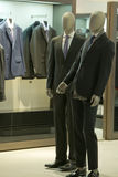 Man dressed mannequin Stock Photography