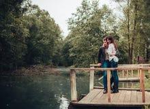 Man en Vrouw Royalty-vrije Stock Afbeelding