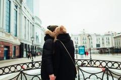 Man en Vrouw Stock Foto