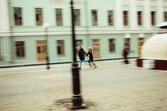 Man en Vrouw Royalty-vrije Stock Afbeeldingen