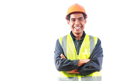 Man engineer Royalty Free Stock Image