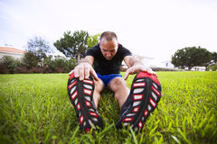 Man exercise Royalty Free Stock Images