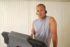 Man Exercising Royalty Free Stock Image