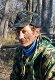 man för kamouflage 13 Royaltyfri Foto