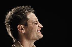 Man face Stock Image
