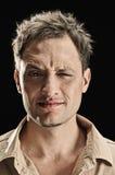 Man face Stock Photo