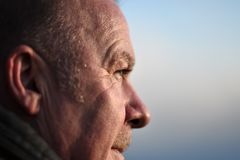 Man, Face, Person, Nose Royalty Free Stock Photography