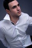 Man fashion royalty free stock photography