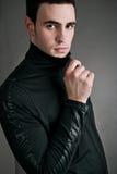 Man fashion Stock Photography