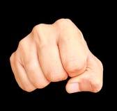 Man fist Stock Photos